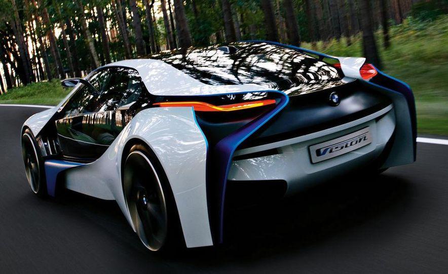 BMW Vision EfficientDynamics Concept - Slide 34