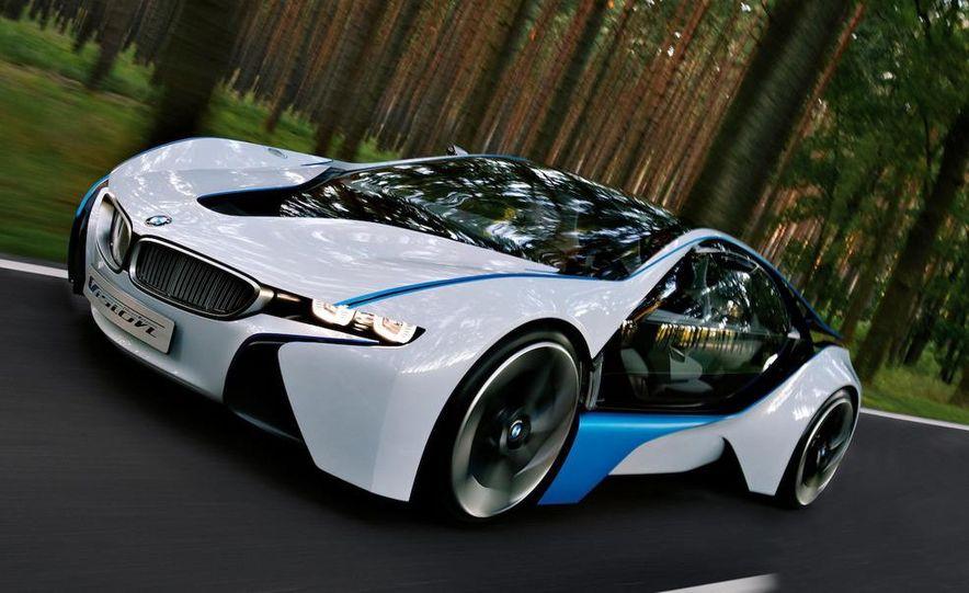 BMW Vision EfficientDynamics Concept - Slide 35
