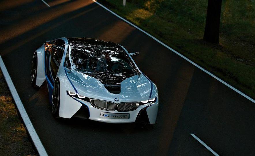 BMW Vision EfficientDynamics Concept - Slide 47
