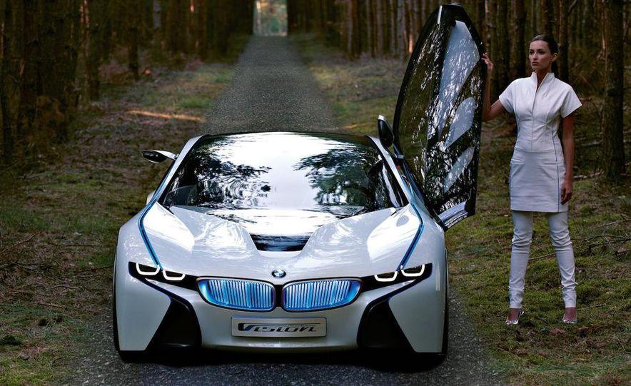 BMW Vision EfficientDynamics Concept - Slide 48