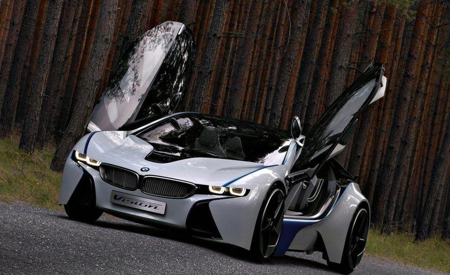 BMW Vision EfficientDynamics Concept - Slide 49