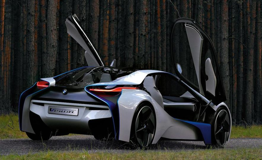 BMW Vision EfficientDynamics Concept - Slide 51
