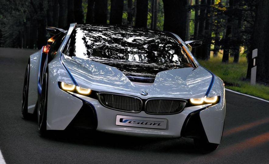BMW Vision EfficientDynamics Concept - Slide 52