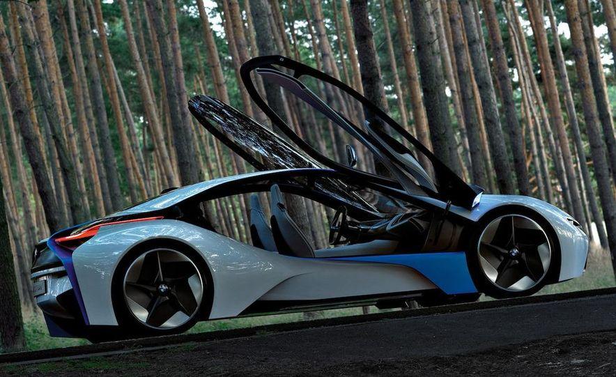 BMW Vision EfficientDynamics Concept - Slide 53