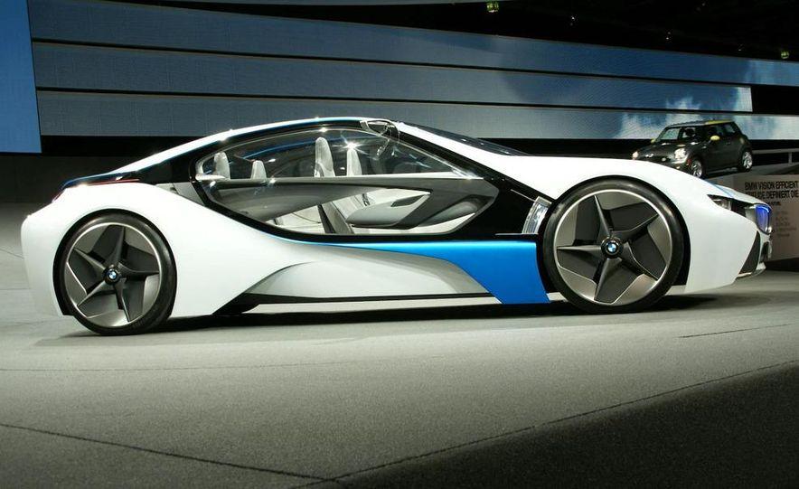 BMW Vision EfficientDynamics Concept - Slide 2