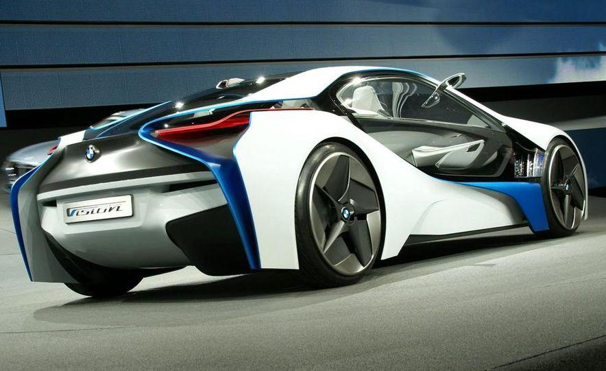 BMW Vision EfficientDynamics Concept - Slide 4