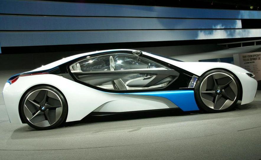 BMW Vision EfficientDynamics Concept - Slide 7