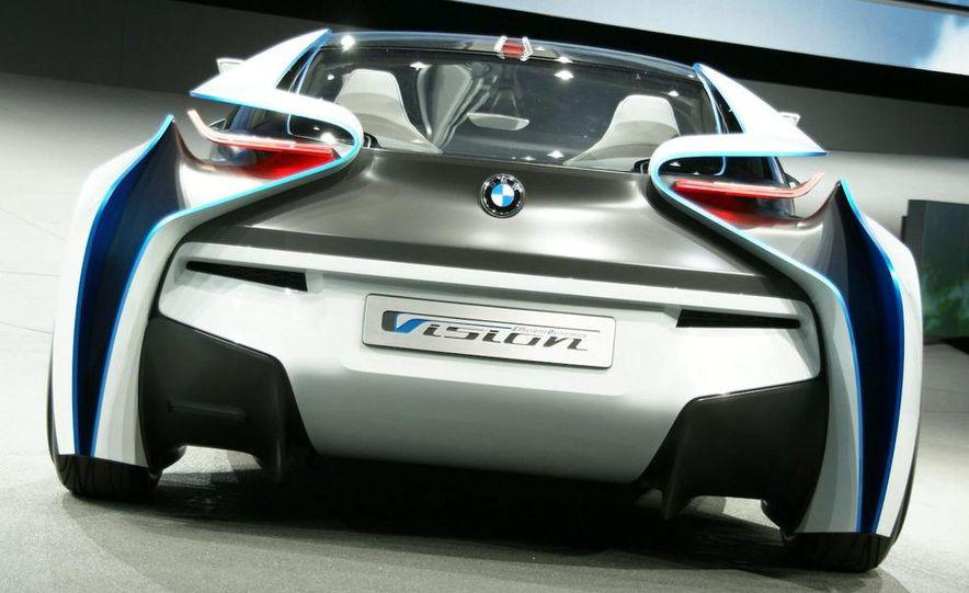 BMW Vision EfficientDynamics Concept - Slide 8