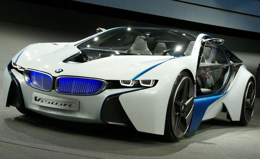 BMW Vision EfficientDynamics Concept - Slide 9
