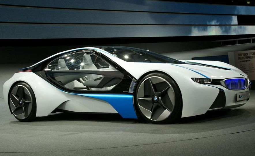 BMW Vision EfficientDynamics Concept - Slide 11
