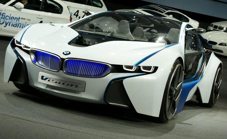 BMW Vision EfficientDynamics Concept - Slide 12