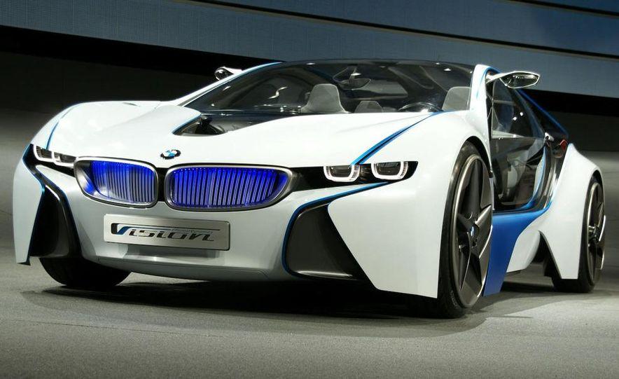 BMW Vision EfficientDynamics Concept - Slide 13