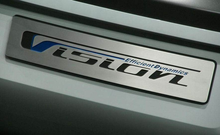 BMW Vision EfficientDynamics Concept - Slide 21