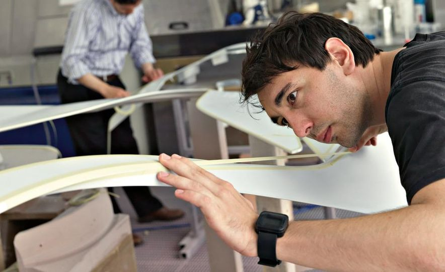 BMW Vision EfficientDynamics Concept - Slide 54