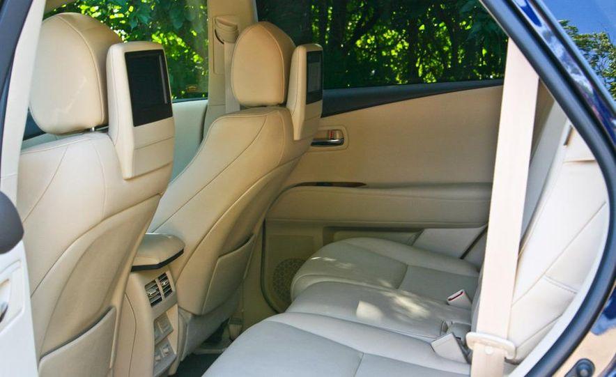 2010 Lexus RX450h - Slide 36