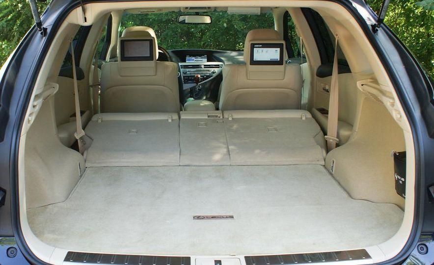 2010 Lexus RX450h - Slide 49