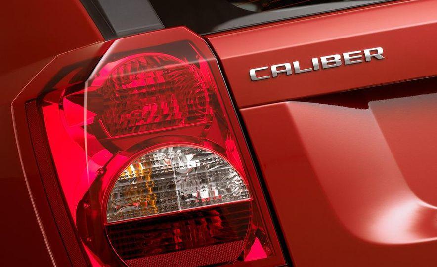 2009 Dodge Caliber SRT4 - Slide 3