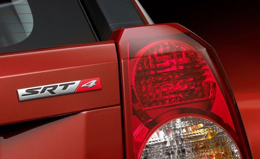 2009 Dodge Caliber SRT4 - Slide 4