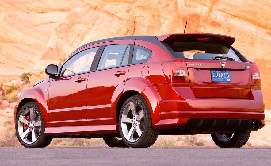 2009 Dodge Caliber SRT4 - Slide 23