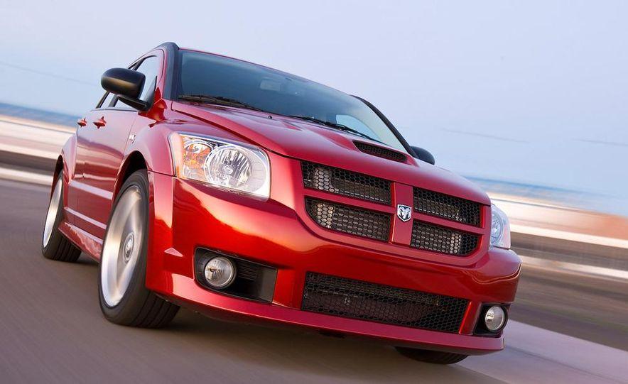 2009 Dodge Caliber SRT4 - Slide 36