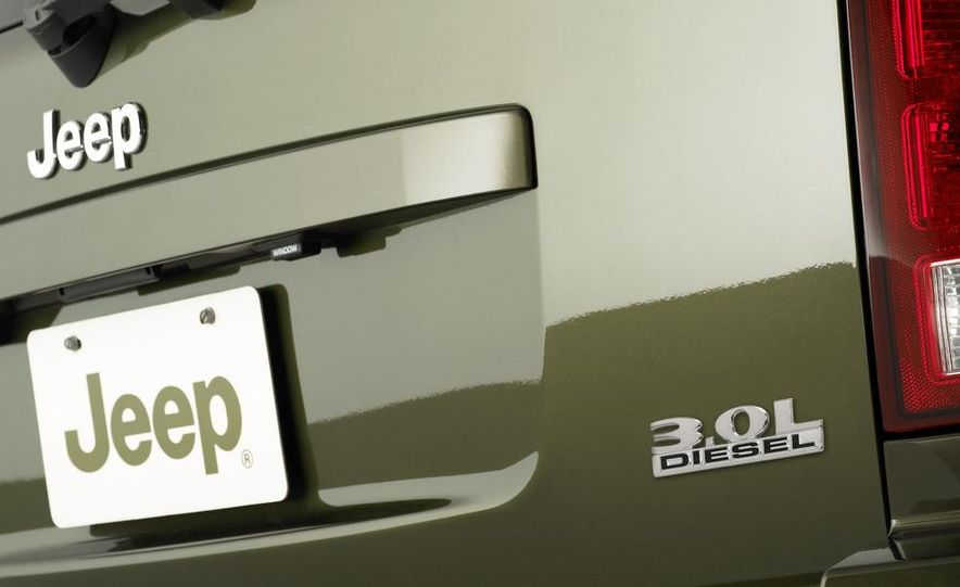 Jeep Grand Cherokee-based SUV - Alfa Romeo CXover/A (artist's rendering) - Slide 9