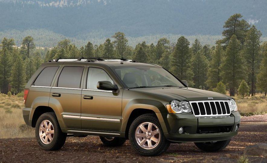 Jeep Grand Cherokee-based SUV - Alfa Romeo CXover/A (artist's rendering) - Slide 5