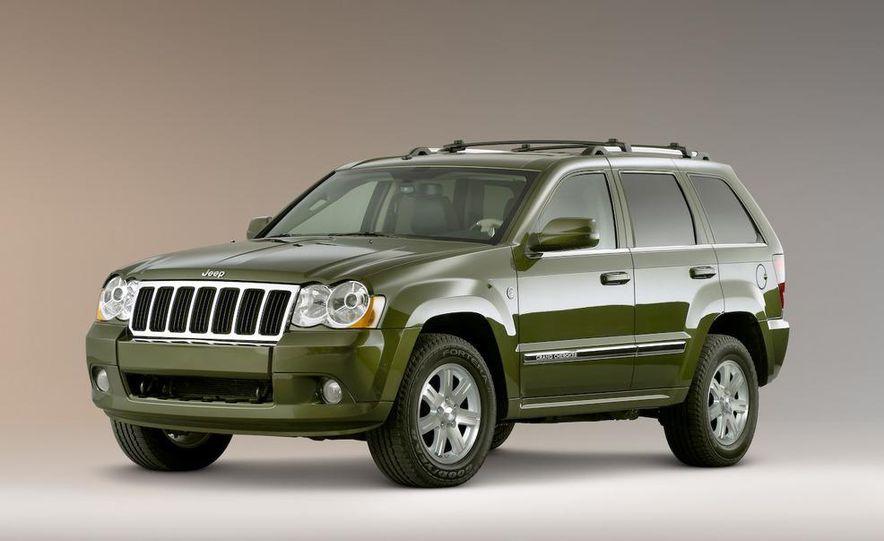 Jeep Grand Cherokee-based SUV - Alfa Romeo CXover/A (artist's rendering) - Slide 10