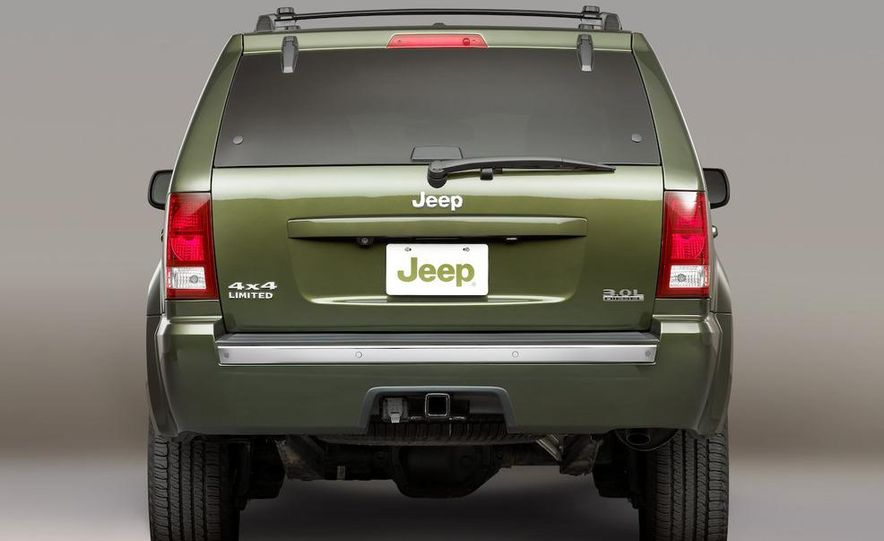Jeep Grand Cherokee-based SUV - Alfa Romeo CXover/A (artist's rendering) - Slide 11