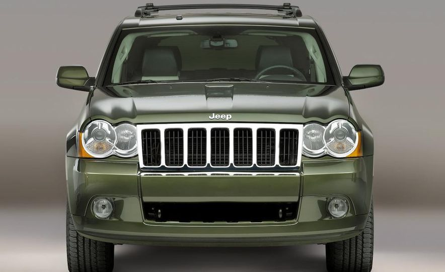 Jeep Grand Cherokee-based SUV - Alfa Romeo CXover/A (artist's rendering) - Slide 12