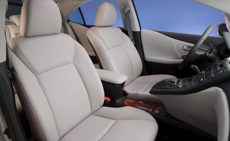 2010 Lexus LS600hL - Slide 5