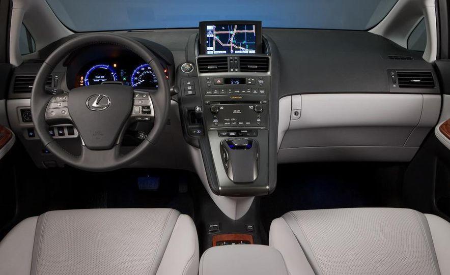 2010 Lexus LS600hL - Slide 6