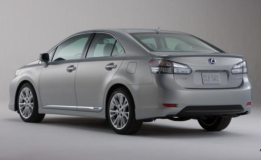 2010 Lexus LS600hL - Slide 4