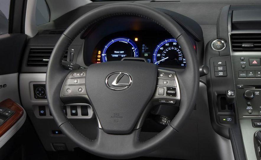 2010 Lexus LS600hL - Slide 7