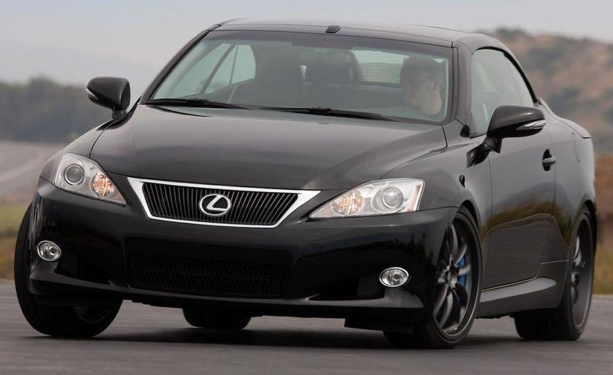 2010 Lexus LS600hL - Slide 39