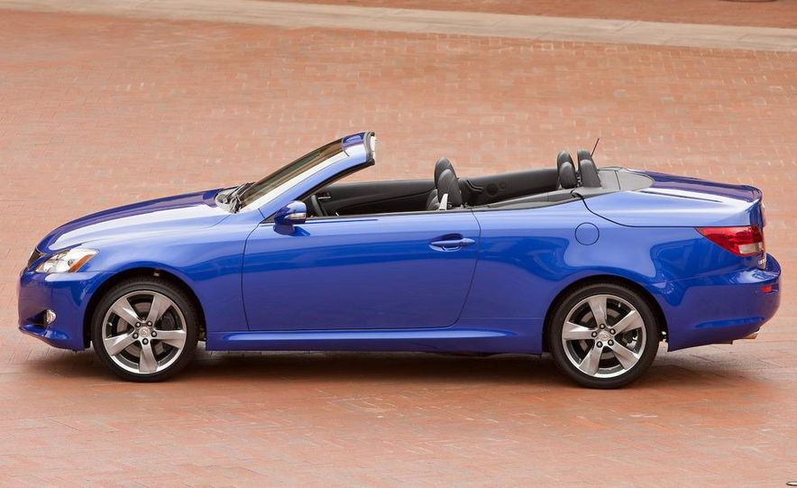 2010 Lexus LS600hL - Slide 36