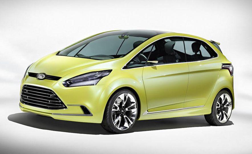 2011 Ford C-Max (Euro spec) - Slide 5