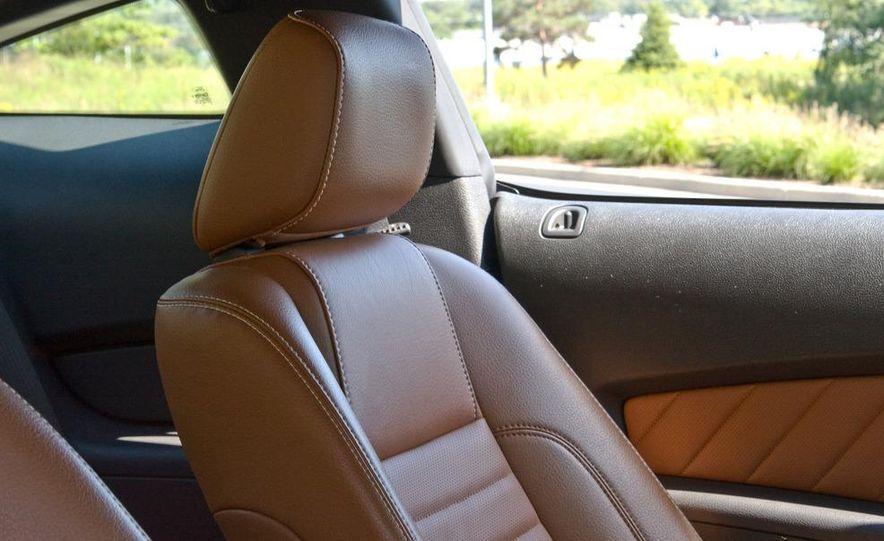 2010 Ford Mustang V-6 - Slide 43