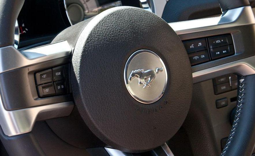 2010 Ford Mustang V-6 - Slide 36
