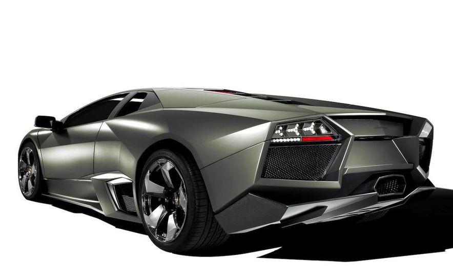2010 Lamborghini Reventón roadster - Slide 45