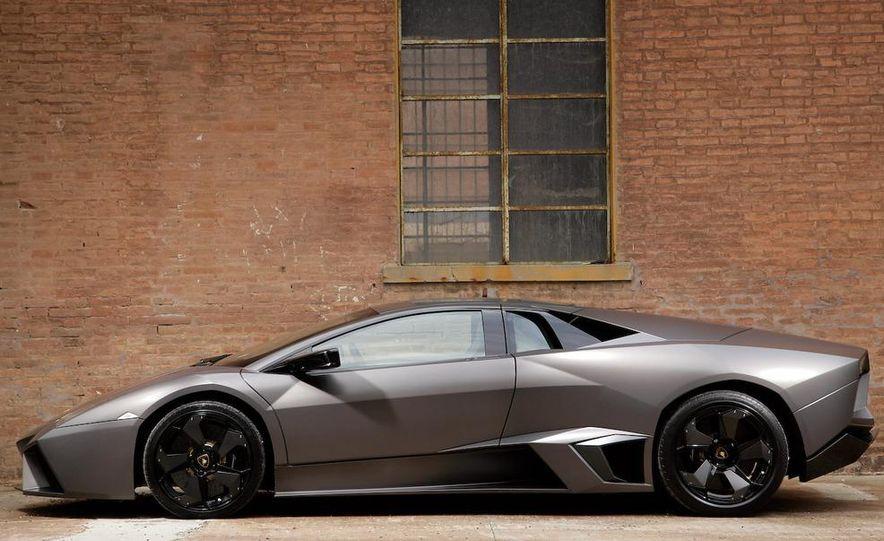 2010 Lamborghini Reventón roadster - Slide 49