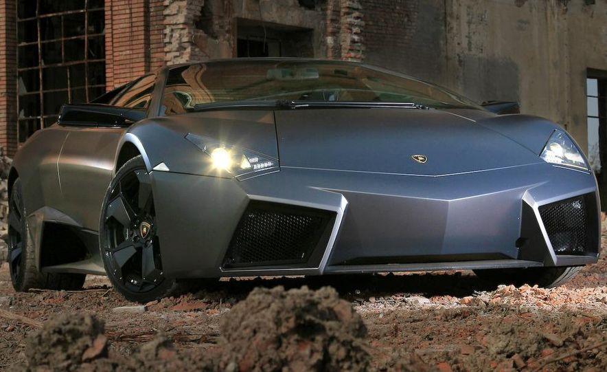 2010 Lamborghini Reventón roadster - Slide 51