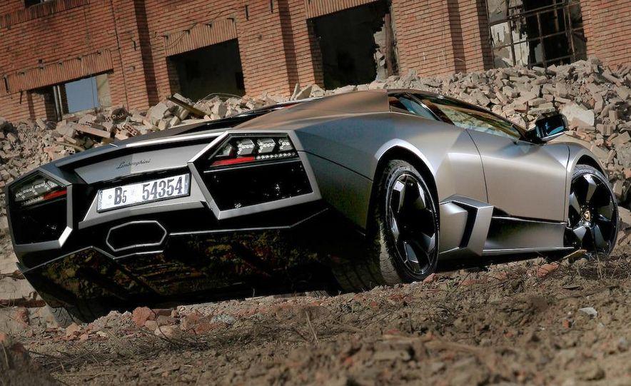 2010 Lamborghini Reventón roadster - Slide 52