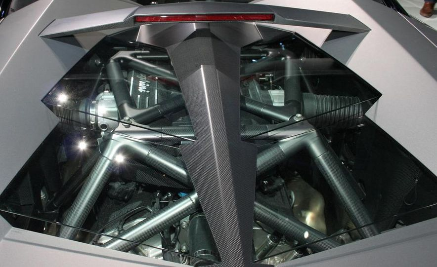 2010 Lamborghini Reventón roadster - Slide 13