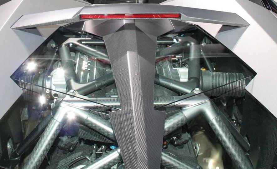 2010 Lamborghini Reventón roadster - Slide 14