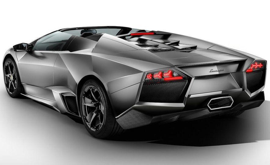 2010 Lamborghini Reventón roadster - Slide 37