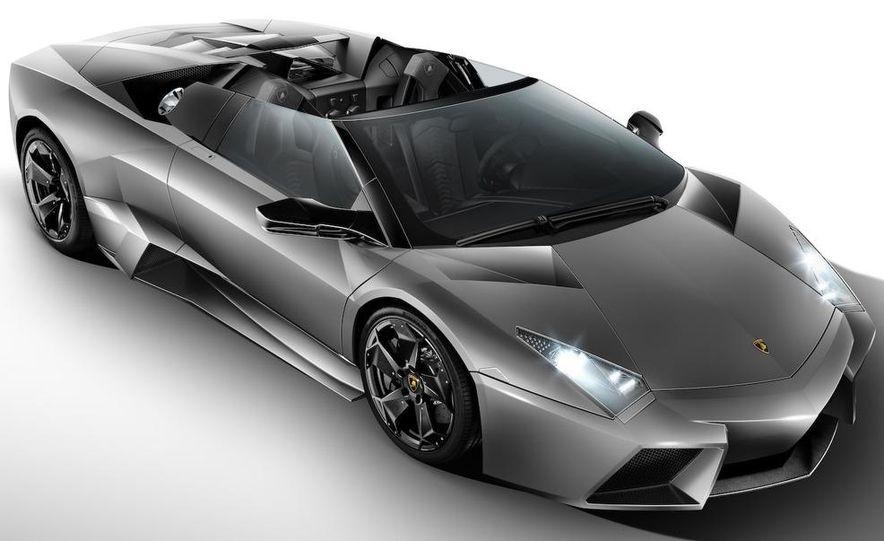 2010 Lamborghini Reventón roadster - Slide 38