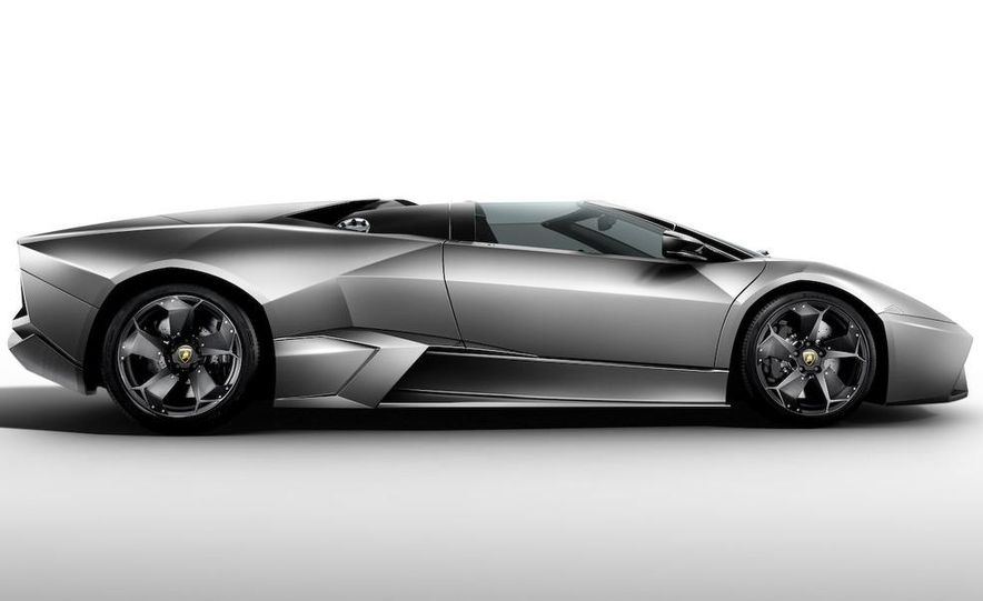 2010 Lamborghini Reventón roadster - Slide 40