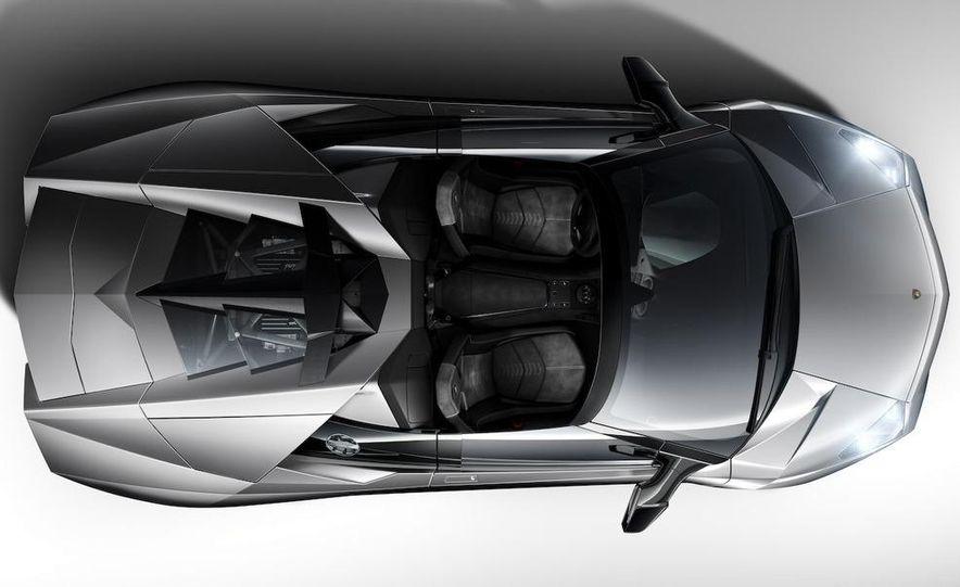 2010 Lamborghini Reventón roadster - Slide 41