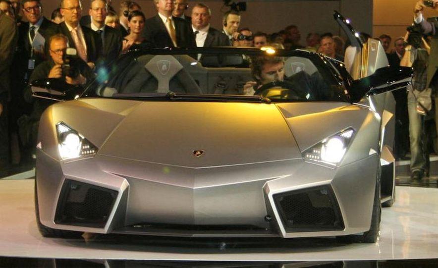 2010 Lamborghini Reventón roadster - Slide 2