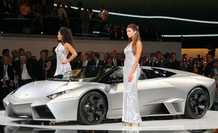 2010 Lamborghini Reventón roadster - Slide 4
